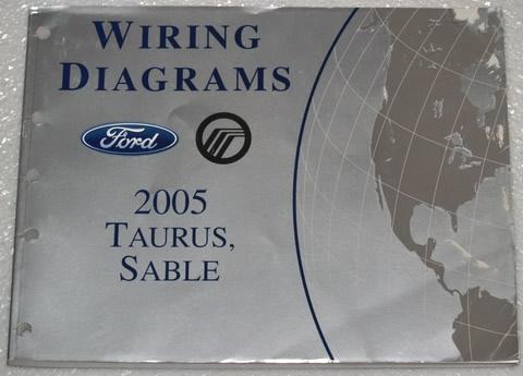 similiar 2005 ford taurus manual keywords 2005 ford taurus mercury sable electrical wiring diagrams manual