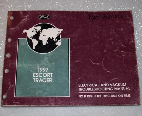 1997 ford escort workshop manuel