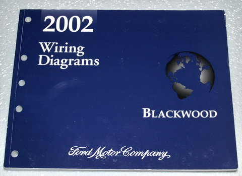 2002 lincoln blackwood truck electrical wiring diagrams. Black Bedroom Furniture Sets. Home Design Ideas