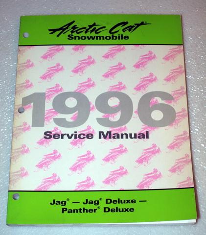 Arctic Cat Jag 500. 1996 arctic cat jag deluxe