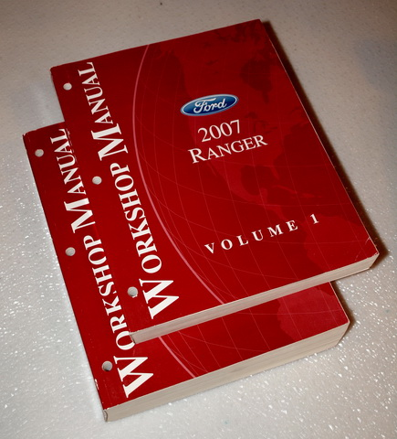 Contents contributed and discussions participated by dinora bayati ford ranger factory service manual fandeluxe Gallery