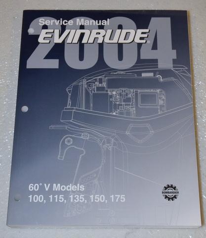 115 hp evinrude repair manual