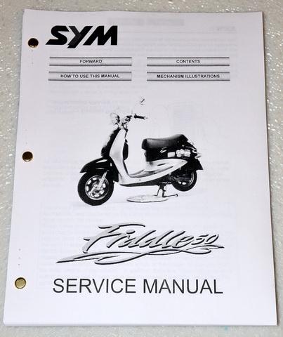 Sym Joyride 125 Repair Manual Pdf Download Induced Info