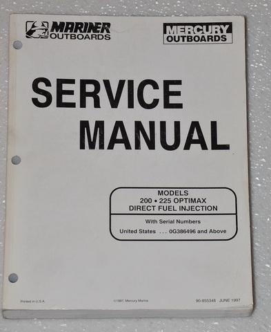 mercury 225 hp optimax manual pdf
