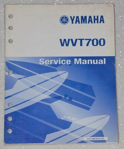 Wave Venture 1100 Service Manual
