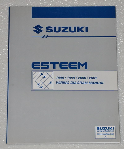 wiring diagrams 2001 suzuki esteem wiring diy wiring diagrams description 1995 suzuki esteem electrical wiring diagrams manual