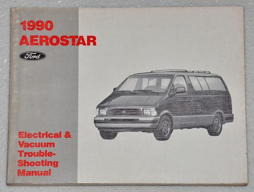 1990 Ford Aerostar Mini