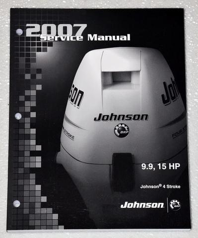 2001 Johnson 9 9hp manual