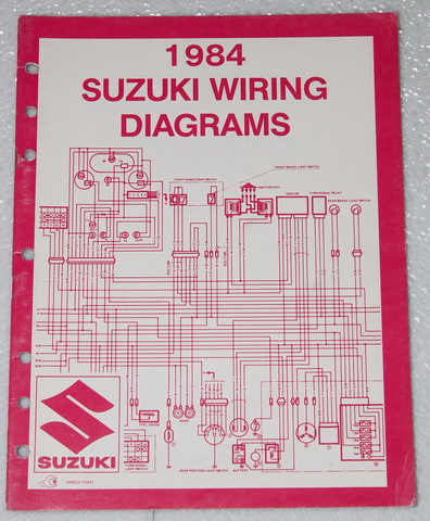 wiring diagram electric motorcycle wiring image 1984 suzuki motorcycle and atv electrical wiring diagrams manual on wiring diagram electric motorcycle