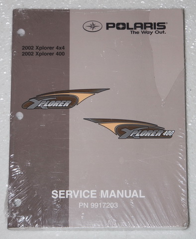 2018 Polaris Xplorer 250 Owners Manual Download