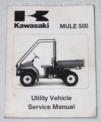 1990 1996 kawasaki mule 500 service repair manual kaf300 a1 b1 b2 91 92 93 94 95 factory. Black Bedroom Furniture Sets. Home Design Ideas