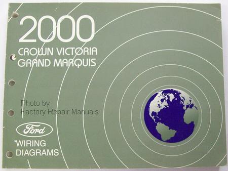 2000 ford crown victoria mercury grand marquis. Black Bedroom Furniture Sets. Home Design Ideas