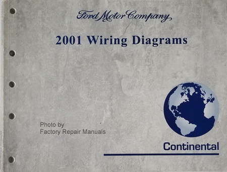 2001 lincoln continental wiring diagram 2001 lincoln continental electrical wiring diagrams ... 1995 lincoln continental wiring diagram #9