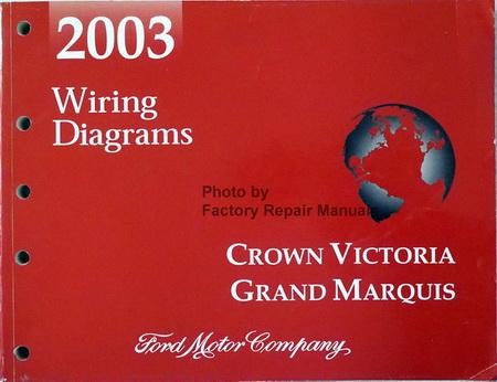 2003 ford crown victoria mercury grand marquis marauder. Black Bedroom Furniture Sets. Home Design Ideas