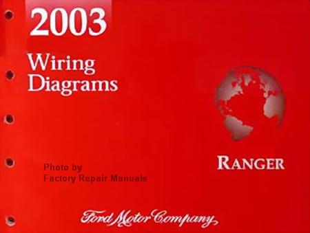 2003 ford ranger electrical wiring diagrams. Black Bedroom Furniture Sets. Home Design Ideas