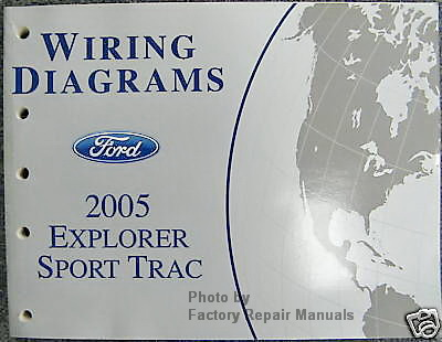 2005 ford explorer sport trac electrical wiring diagrams manual rh factoryrepairmanuals com 2004 sport trac wiring diagram 2007 ford explorer sport trac wiring diagram