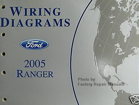 2005 ford ranger pickup truck electrical wiring diagrams ... 2005 ford ranger electrical wiring diagram 1985 ford ranger electrical wiring diagram #5