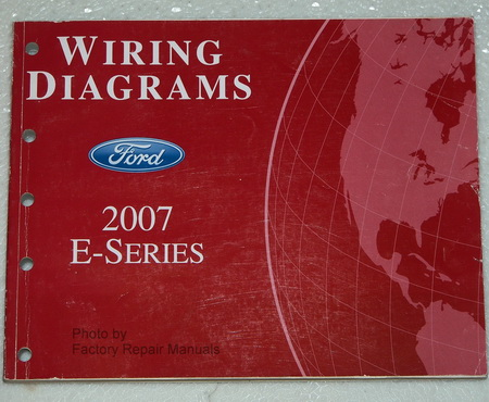 2007 ford econoline van wagon e150 e250 e350 electrical. Black Bedroom Furniture Sets. Home Design Ideas