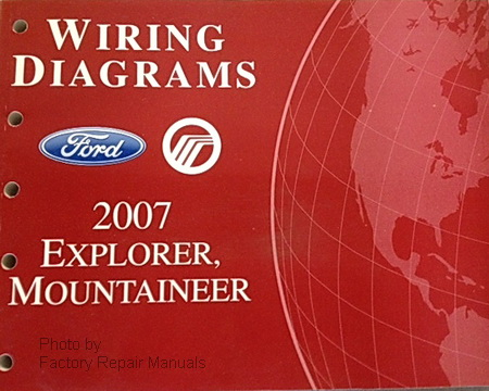 2007 ford explorer & mercury mountaineer electrical wiring ... 1998 ford explorer wiring diagrams 2007 ford explorer wiring diagrams