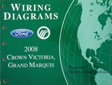 2008 Ford Ranger Electrical Wiring Diagrams Shop Manual