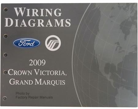 2009 ford crown victoria mercury grand marquis. Black Bedroom Furniture Sets. Home Design Ideas