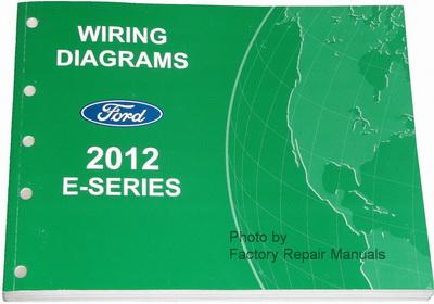 2012 ford e series electrical wiring diagrams e150 e250 e350 e450 2012 ford e series electrical wiring diagrams