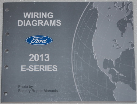 2013 ford e series wiring diagrams e 150 e 250 e 350 van wagon 2013 ford e 150 e 250 e 350 e