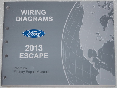 2013 ford escape wiring diagram 2013 ford escape wiring harness #3
