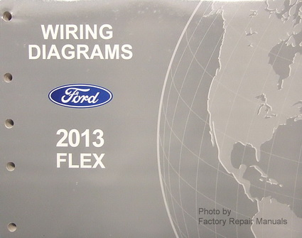 2013 ford flex | electrical wiring diagrams