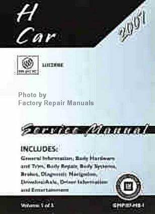 2007 Buick Lucerne Factory Shop Service Repair Manual 3 border=