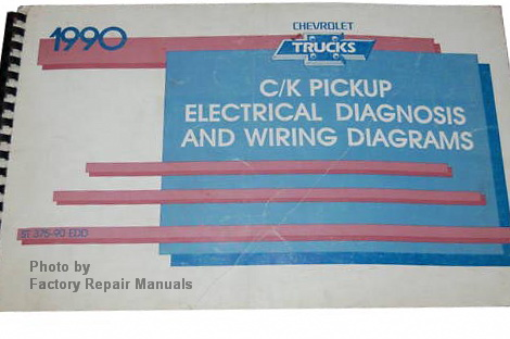 1990 chevrolet c k truck electrical diagnosis wiring diagrams. Black Bedroom Furniture Sets. Home Design Ideas
