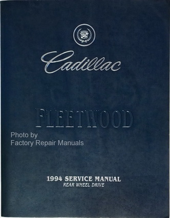 1994 cadillac fleetwood   brougham factory service manual cadillac shop manual online cadillac shop manual 2014 cts