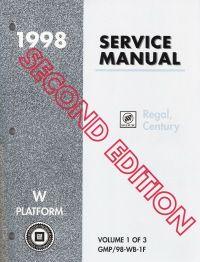 buick century repair manual pdf