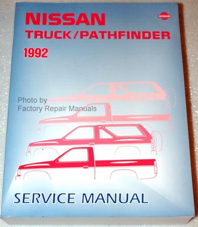 1989 nissan truck and pathfinder wiring diagram manual original 1990 chevy kodiak gmc topkick wiring diagram manual original