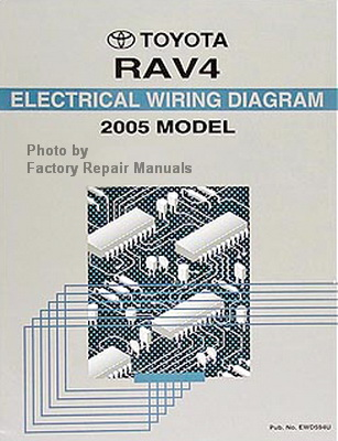 05 RAV4 ewd 2005 toyota rav4 electrical wiring diagrams original factory 2004 toyota rav4 wiring diagram at readyjetset.co