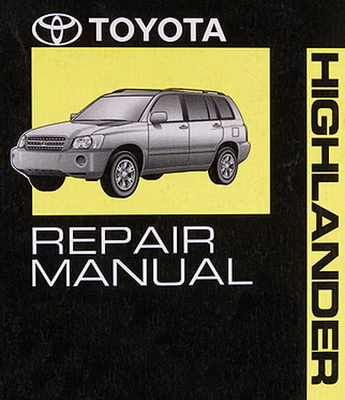 2006 toyota highlander hybrid factory service manual 4 volumes rh factoryrepairmanuals com 2008 toyota highlander hybrid manual 2006 highlander hybrid manual