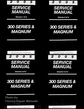 chrysler 300 300c lx sm 2006 workshop service repair manual