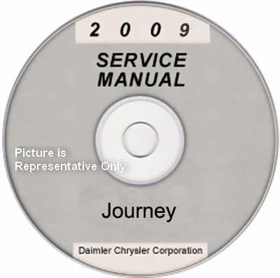 2009 dodge journey factory service manual cd rom original shop rh factoryrepairmanuals com service manual cdj 400 service manual cdj 1000 mk3