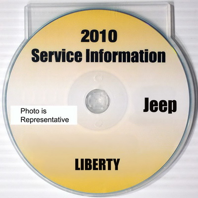 2010 jeep liberty factory service manual cd rom original. Black Bedroom Furniture Sets. Home Design Ideas