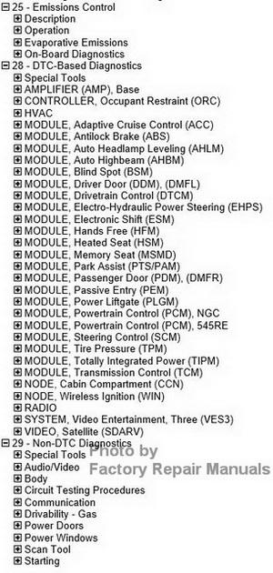 2011 dodge durango factory service manual cd