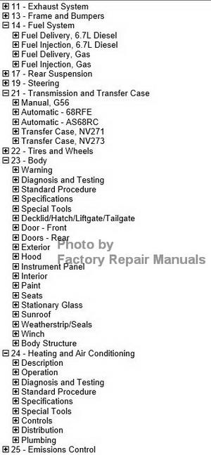 2011 dodge ram truck 1500 2500 3500 4500 5500 factory. Black Bedroom Furniture Sets. Home Design Ideas