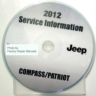 Jeep patriot owners manual 2012