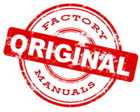 Original Factory Manuals for your Car, Truck or SUV